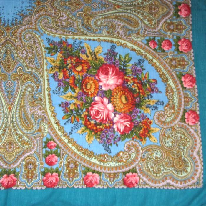Shawl Laces of Autumn