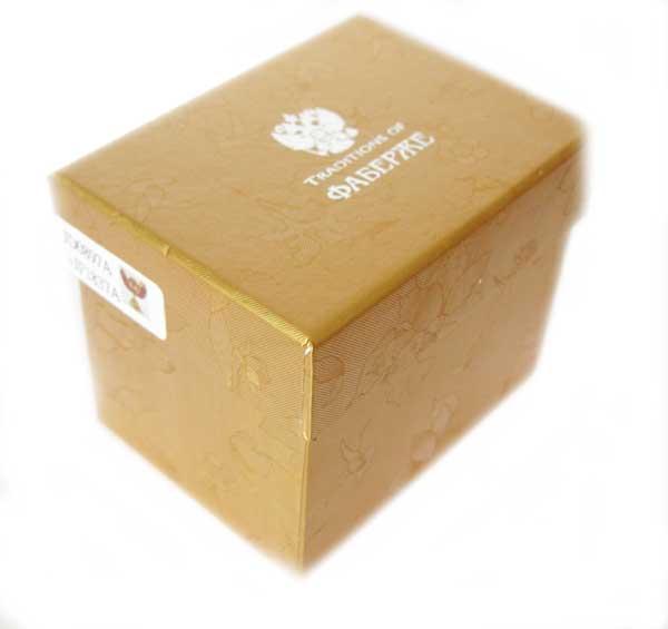 Faberge style box