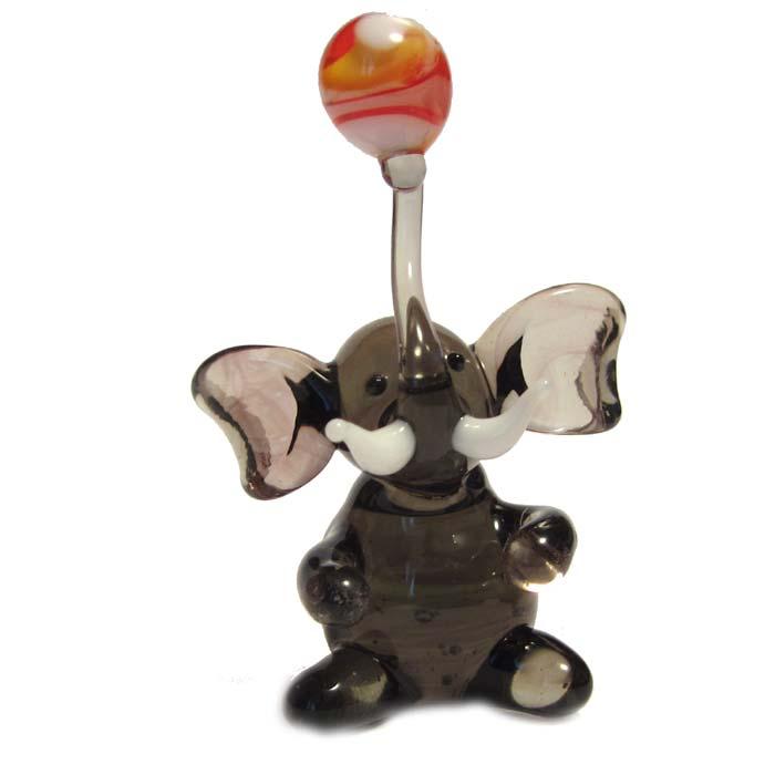 Elephant with Ball