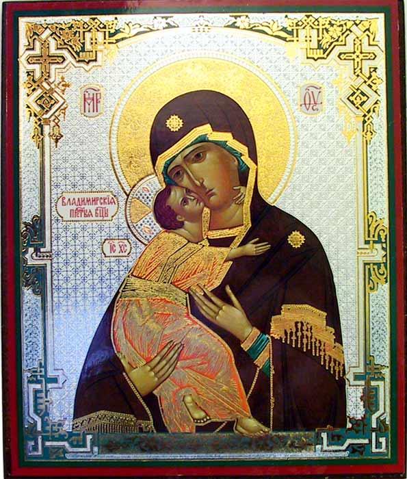 Theotokos Vladinirskaya