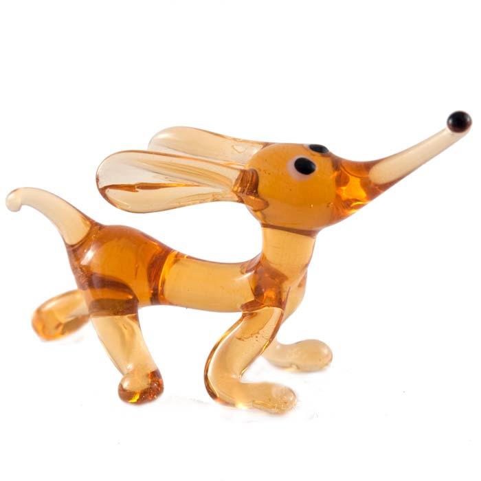 Glass Dog Pluto