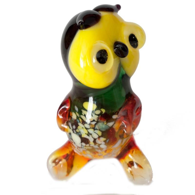 Glass Eagle-Owl