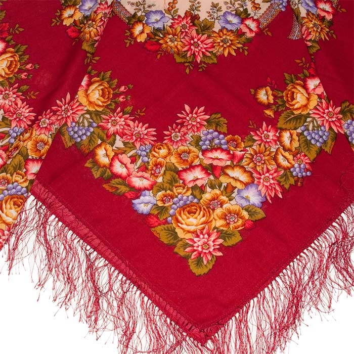 Ashberry Necklace Shawl