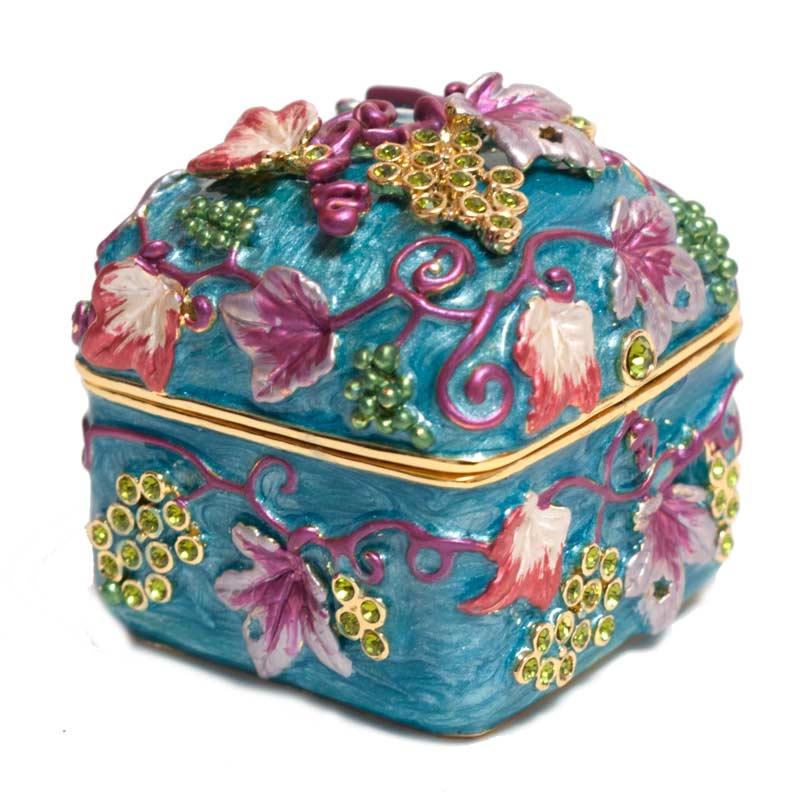 Jewellery Box Grape