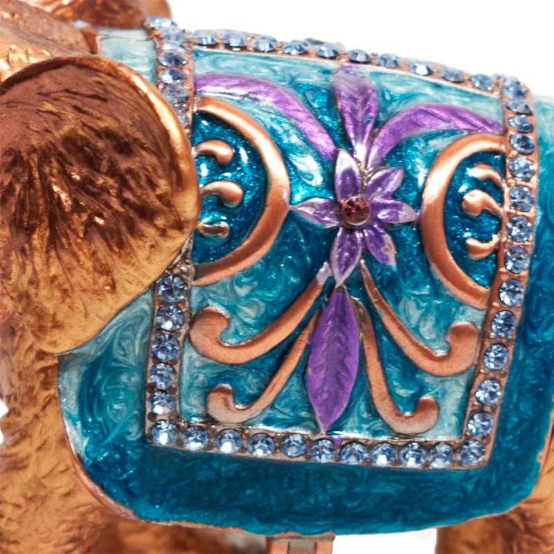 Jewellery Box Elephant