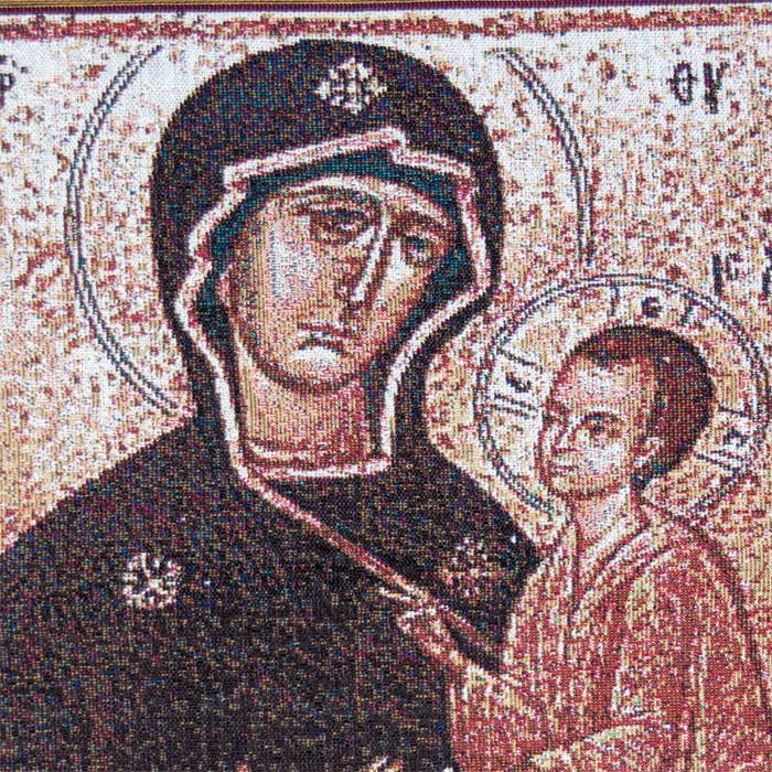 Icon Tihvinskaya Our Lady