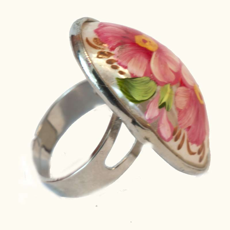 Mother-of-Pearl  Ring