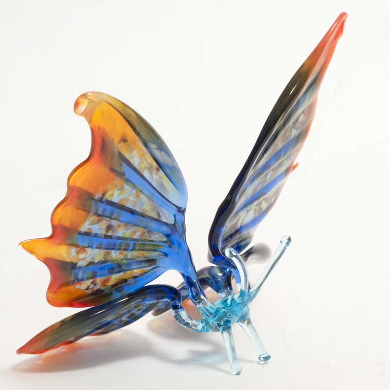 Glass Butterfly