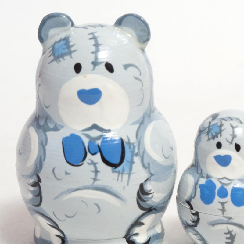 Matryoshka Teddy Bear