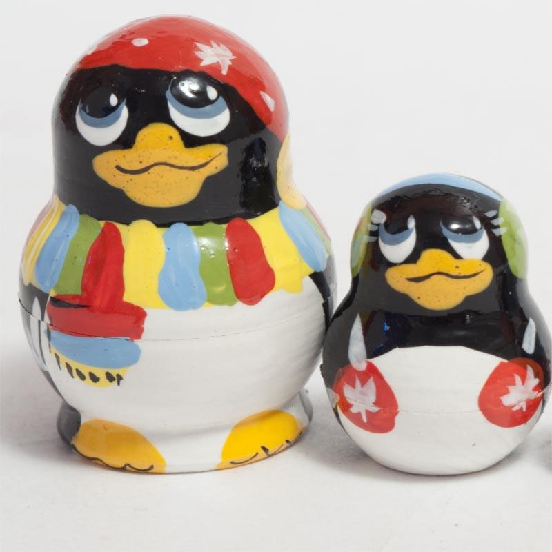 Nested Doll Penguins