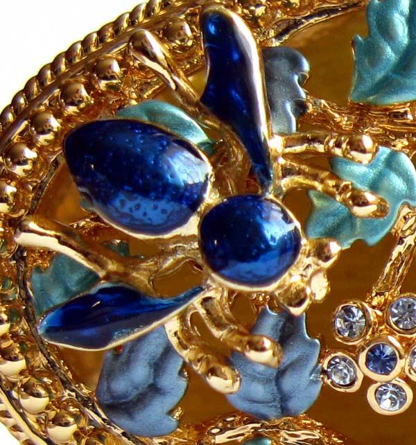 Faberge jewelry box