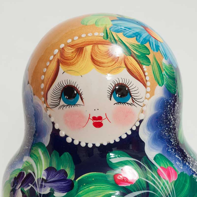 Matryoshka Doll Deasies