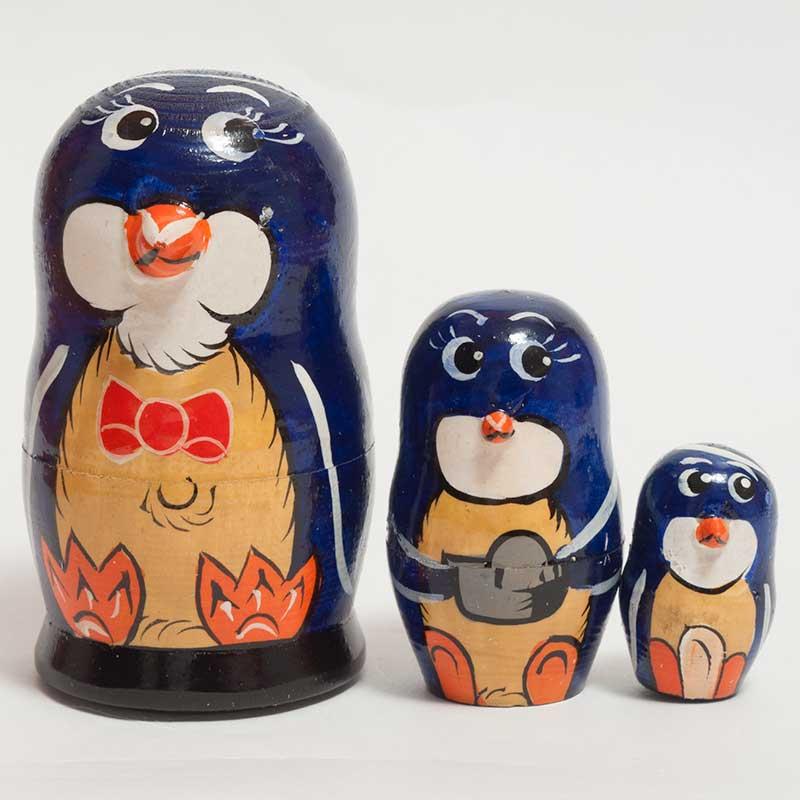 Matryoshka Penguins