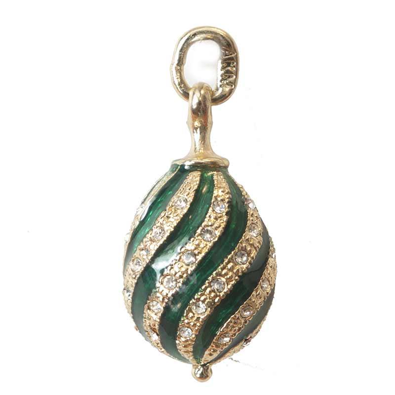 Faberge style pendant
