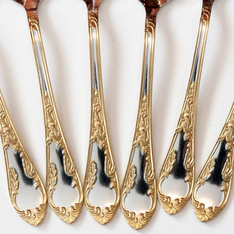 Tea Spoons Set  Ambassadorial