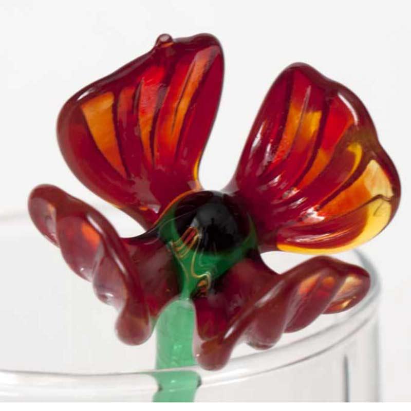 Glass Poppy