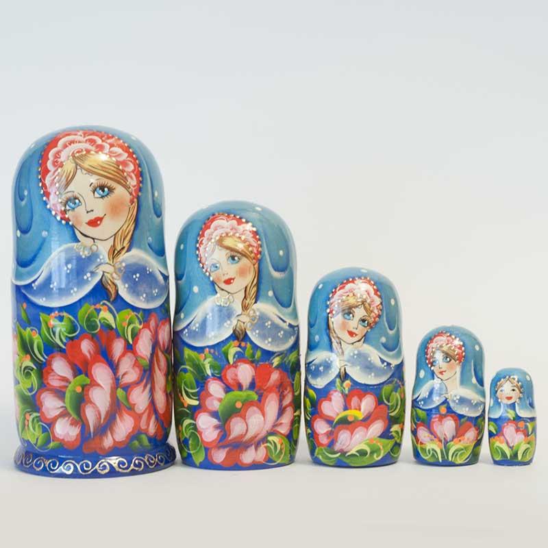 Matryoshka Poppies