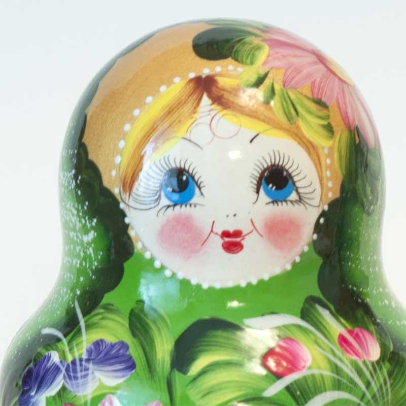 Matryoshka Doll Camomiles