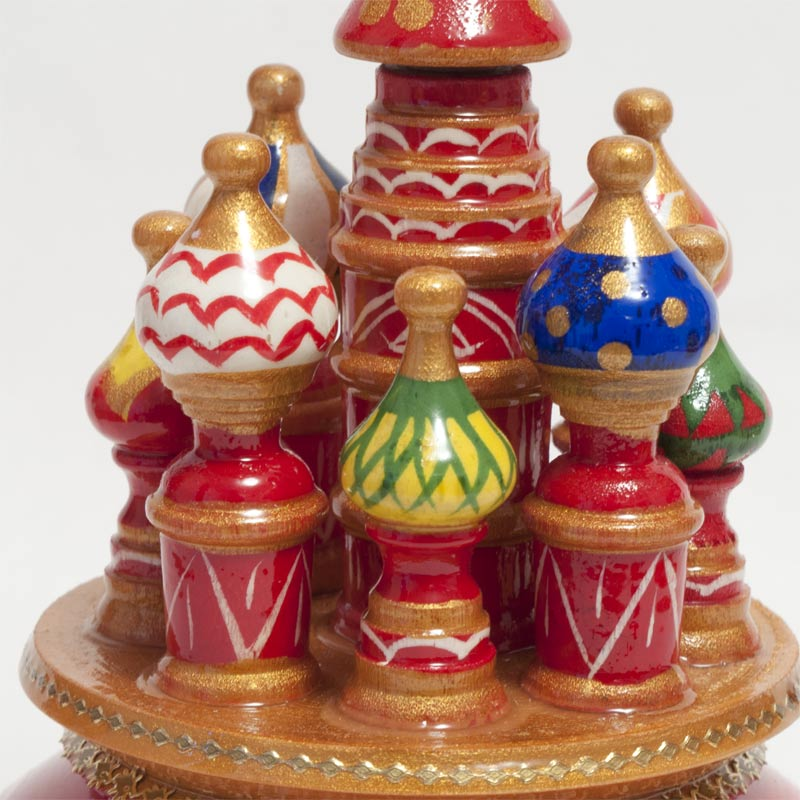 Musical Box St. Basil Cathedral
