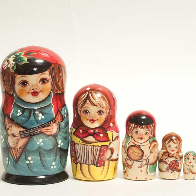 Russian Family Matryoshka