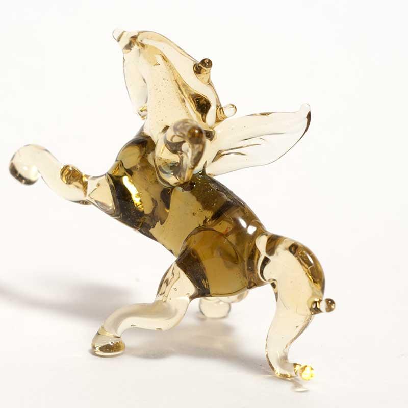 Glass Pegasus Figure