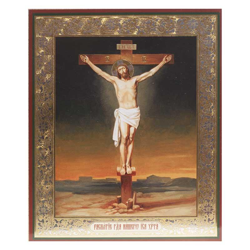 The Crucifixion Icon