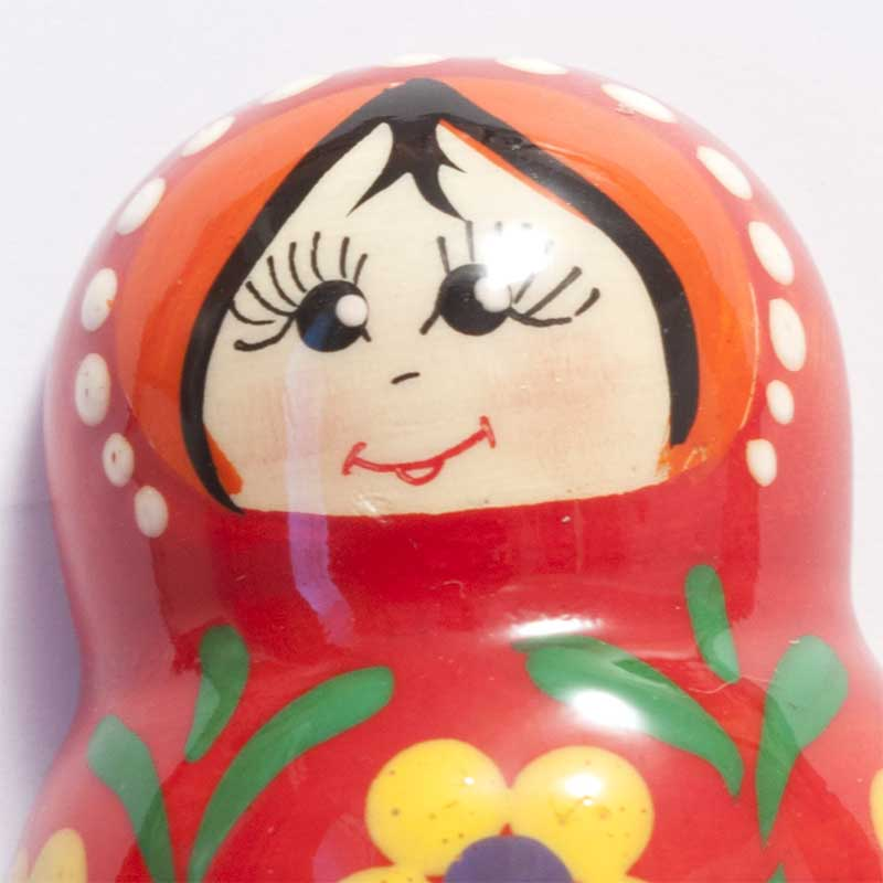 Matroshka Fridge Magnet