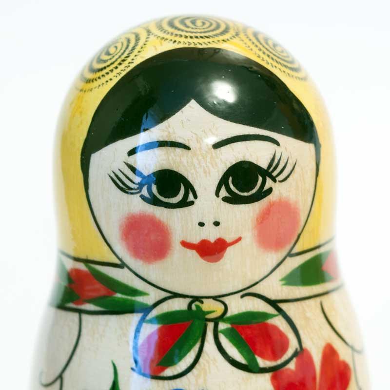 Matreshka Russian Girl, 6 p.