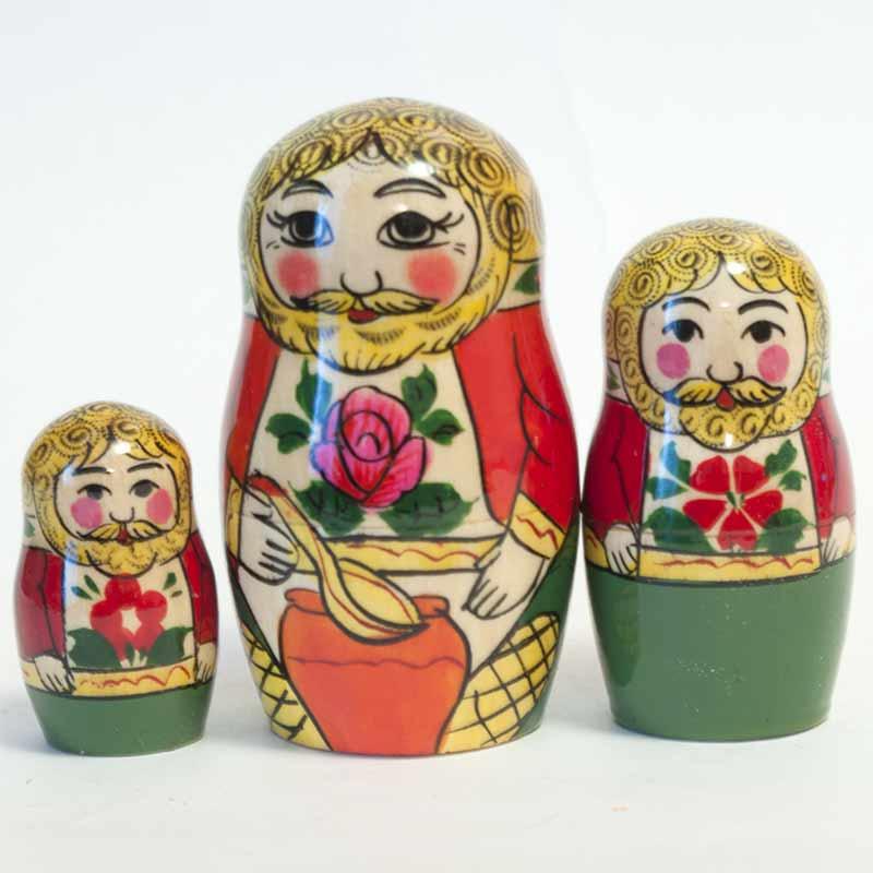 Nestling Doll Domovoi