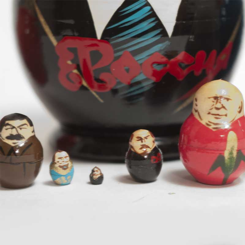 Putin and Russian Political Leaders