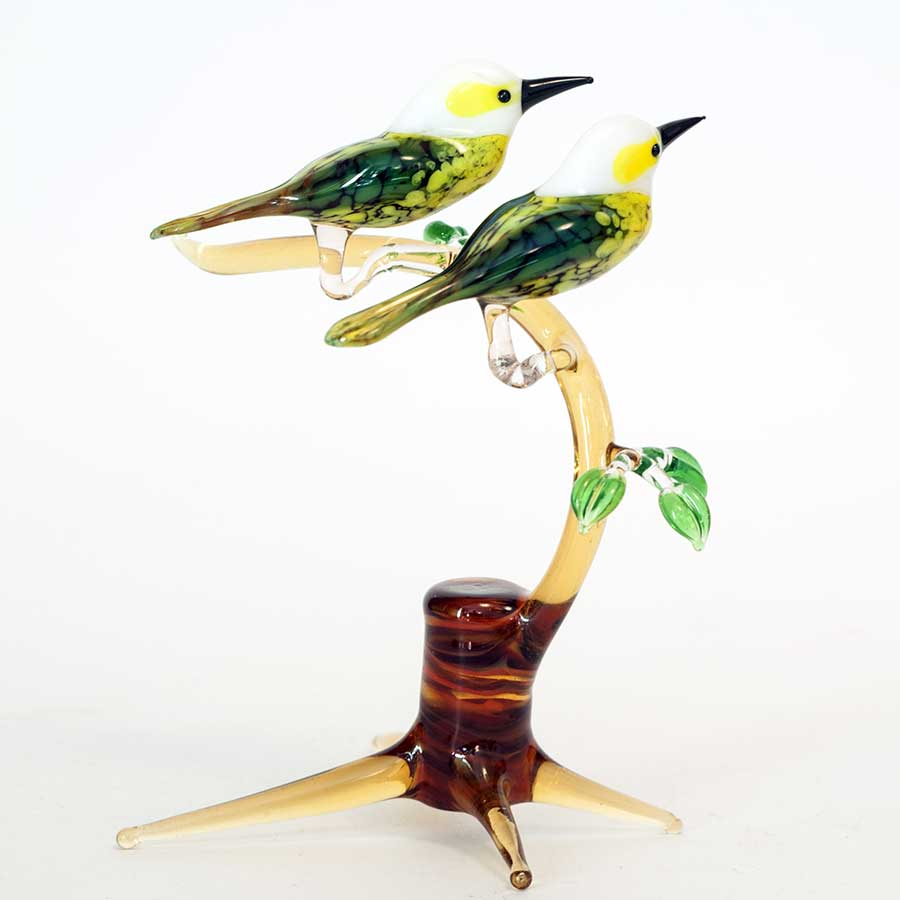 Two Birds Glass Compositions