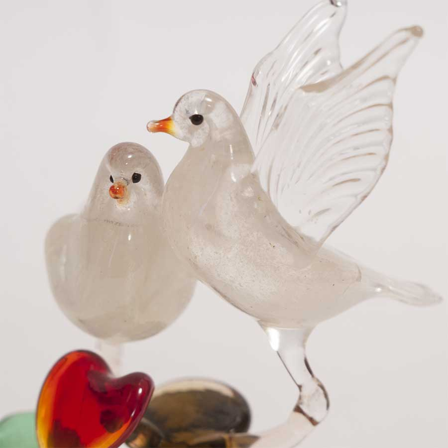 Two Doves on the Twig