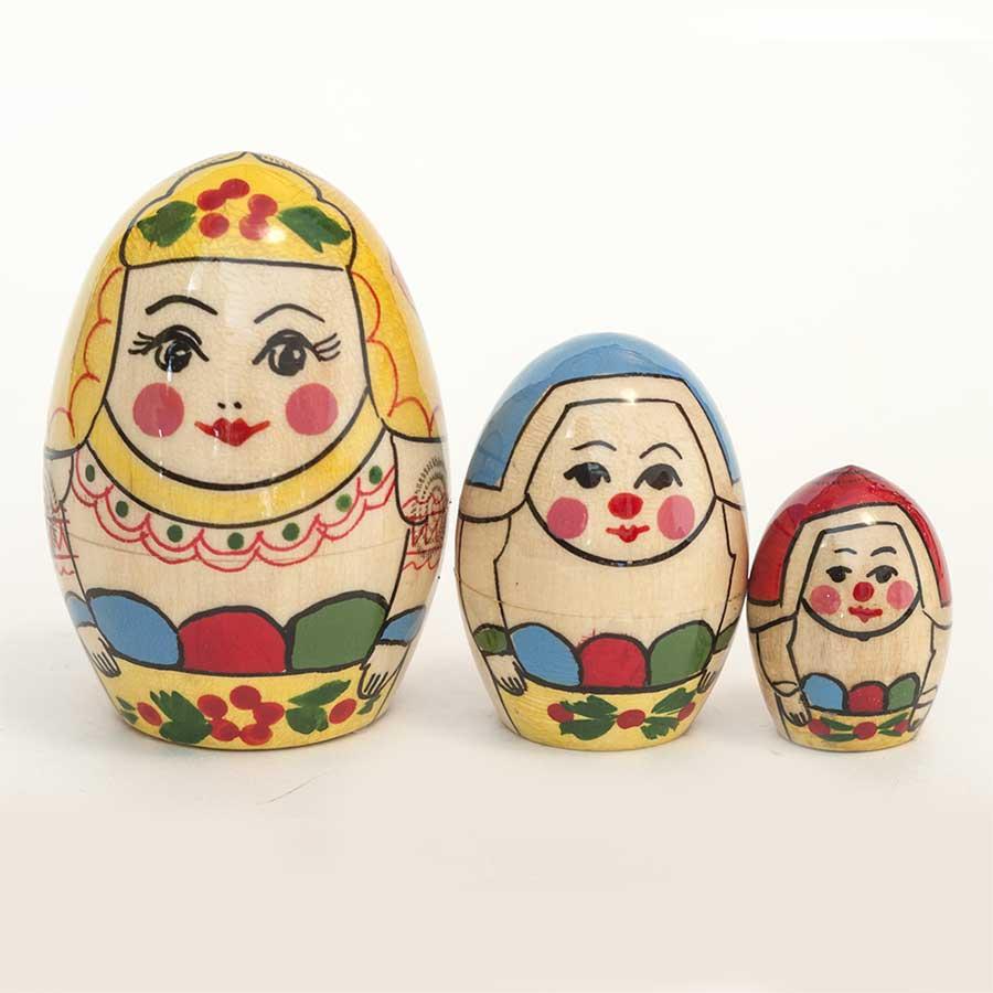 Nesting Eggs Sudarinya