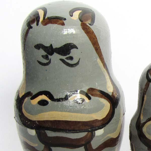 Babushka Dolls Hippo