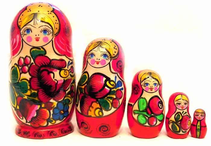 Russian Nesting Dolls 110