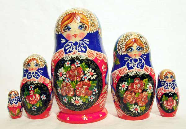 415562868f97 Matryoshka – Russian nesting dolls – Slavorum