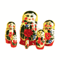 Matryoshka Traditional nesting dolls