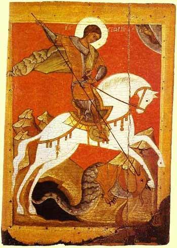 Art Crafts Saint George