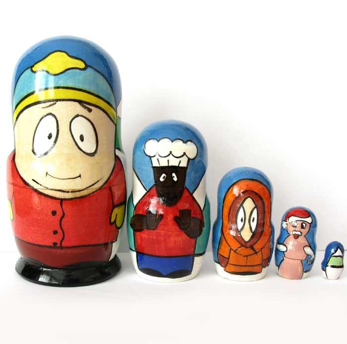 South Park Nested Doll