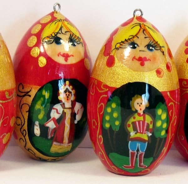 Christmas Ornaments Miniatures