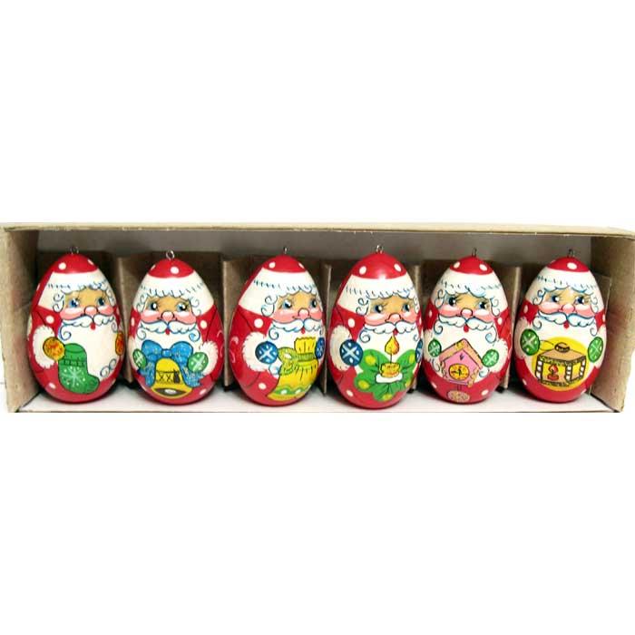 Russian Santas