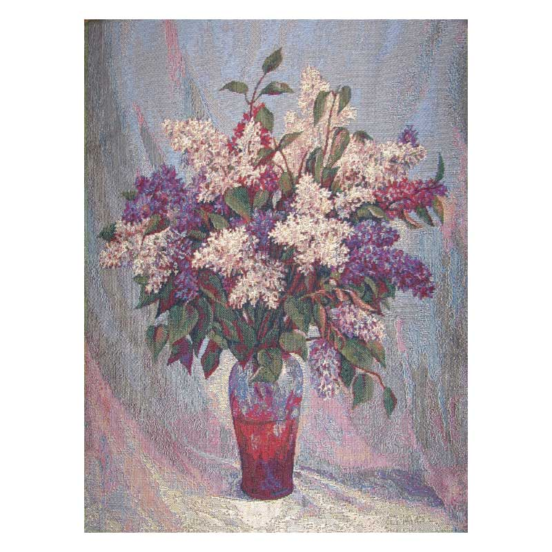 Tapestry picture Bouquet of Lilacs