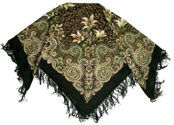 Morozko, dark green b/g