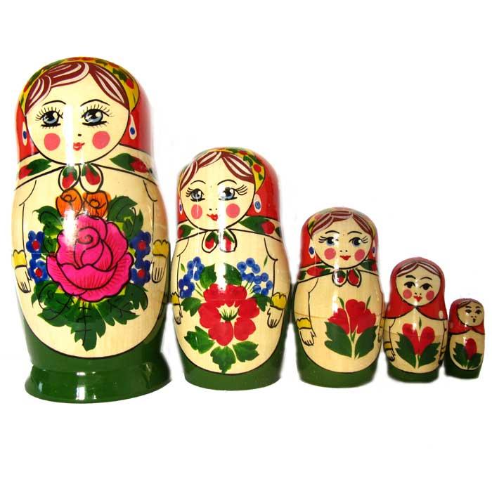 Nesting Doll Alenka