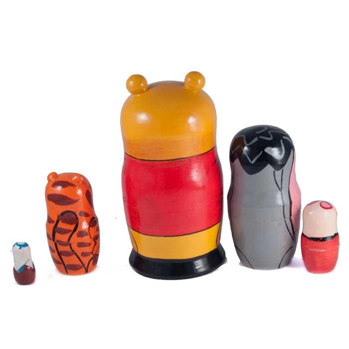 Winnie the Pooh Nesting Dolls