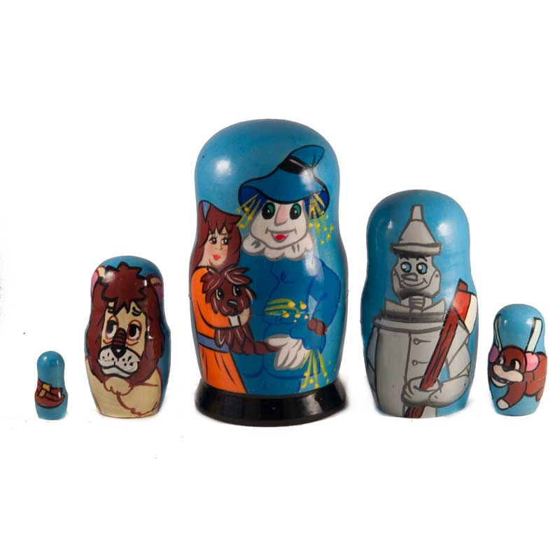 Wizard of Oz Nesting Doll