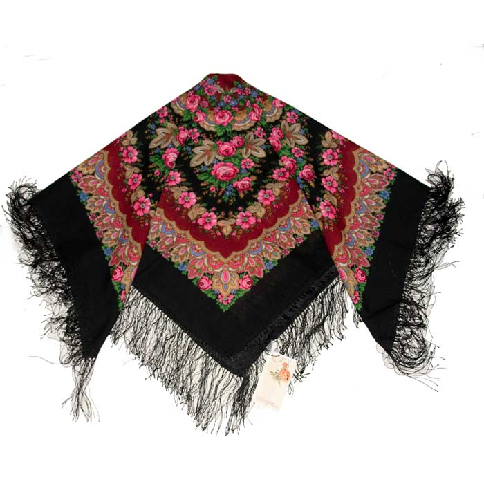 Romantic Shawl