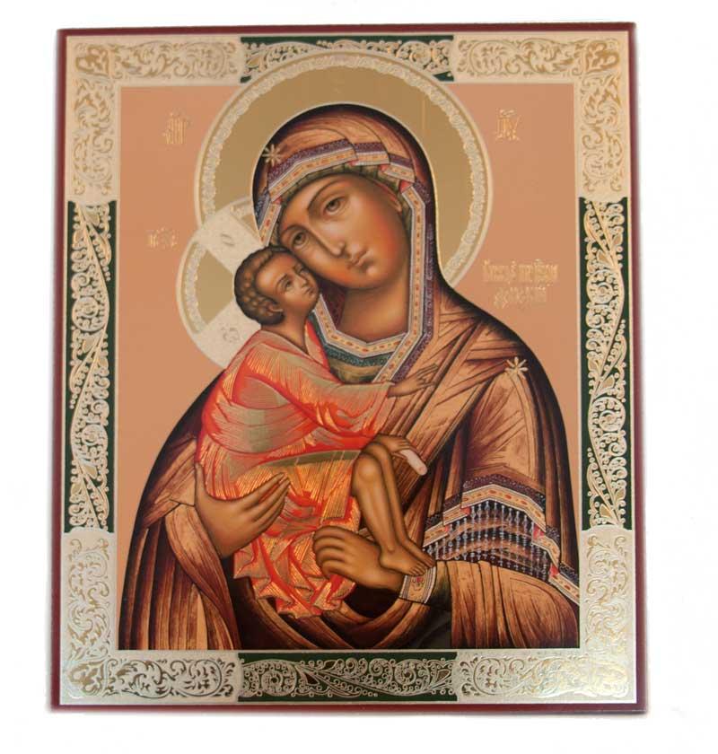 Icon Theotocos