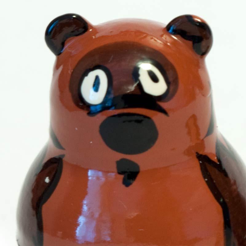 Matryoshka Winnie-the-Pooh