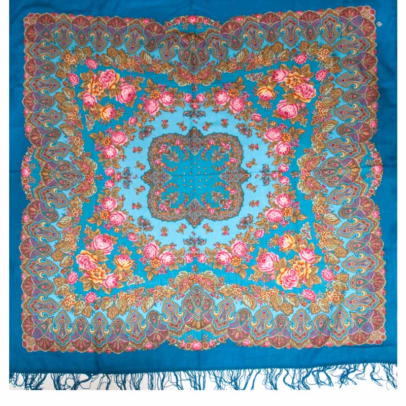 Pavlovsky Shawl Time of Meeting